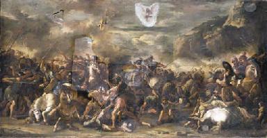SALVATOR ROSA (Arenella 1615-1673 Rome)