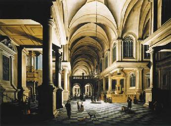 DANIEL DE BLIECK (active 1648-1673 Middelburg)