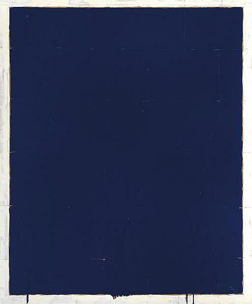 Monocromo blu