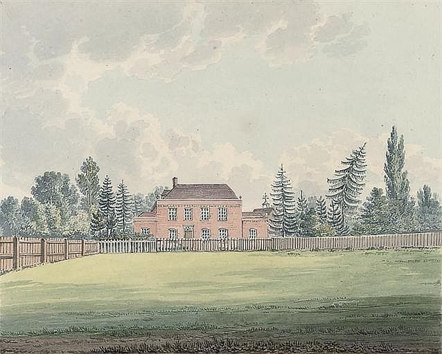Mr Harbett's house, Toddington, Bedfordshire