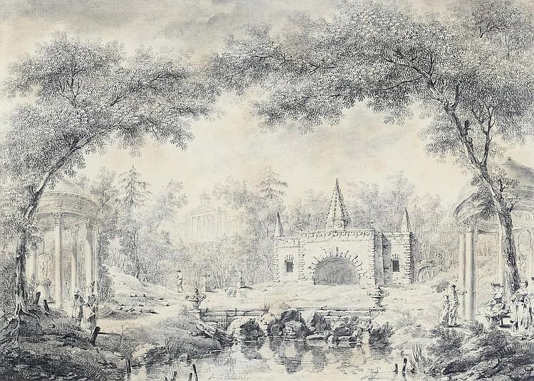 Georges-François Blondel (1730-1792)