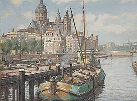 Dirk Johannes van Haaren (1878-1953)