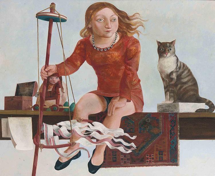 Theo Daamen (b. 1939)
