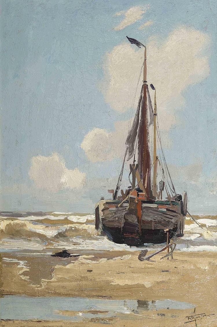Hendrik Willebrord Jansen (1855-1908)