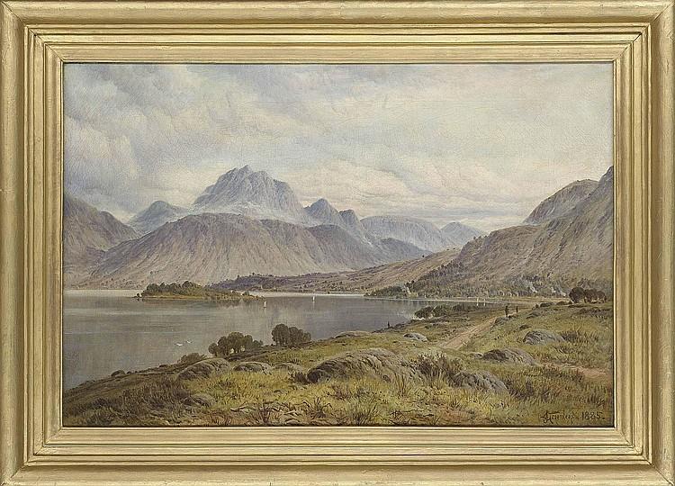 James M. Robert Greenlees (1820-1894)