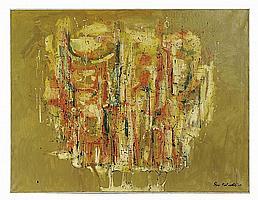 Ezio Martinelli (AMERICAN, 1913-1981)