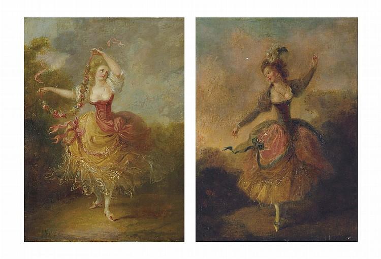 JEAN FREDERIC SCHALL (STRASBOURG 1752-1825 PARIS)