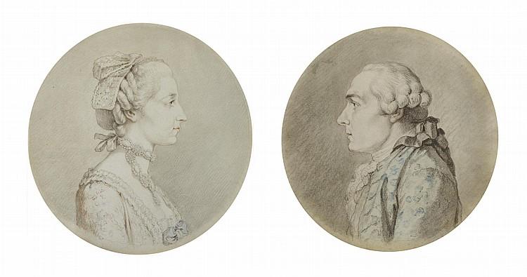 ATTRIBUE A AUGUSTIN DE SAINT-AUBIN (PARIS 1736-1807)