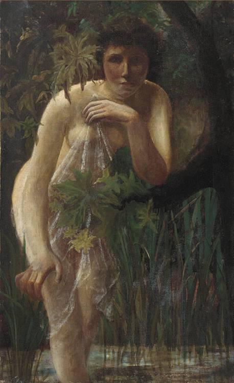 John Longstaff (British, 1862-1941)