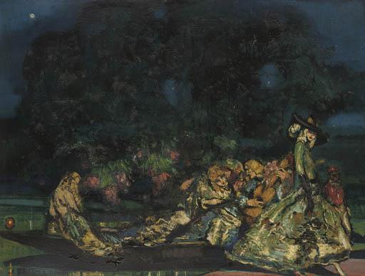 Federico Armando Beltran-Masses (Spanish, 1885-1949)