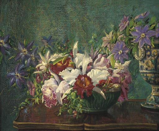 Augustus William Enness (British, 1876-1948)