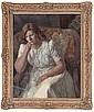 Contemplation, Patricia Preece, Click for value