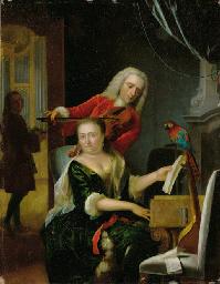 Philip van Dijk (1680-1753)