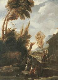 Domenico Fetti (Rome 1589-1624 Venice)