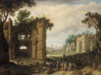 Willem van Nieulandt II (Antwerp c.1584-1635 Amsterdam)