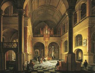 Anthonie de Lorme (Tournai c.1610-1673 Rotterdam)