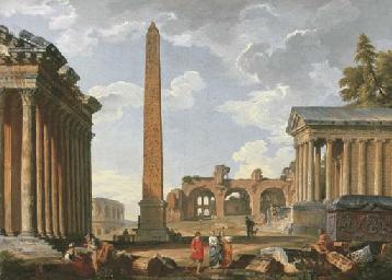 Giovanni Paolo Panini (Piacenza 1691-1765 Rome)