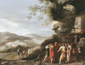 Cornelis van Poelenburgh (Utrecht 1594/95-1667)