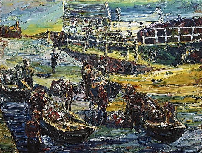 The Fishermen of Ballydavid