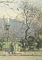 Kensington Gardens , Rose Maynard Barton, Click for value