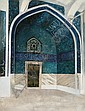 Le Kiosque Cinli au palais de Topkapi , Albert Aublet, Click for value