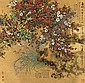 Plum blossoms, Huirong Xiao, Click for value