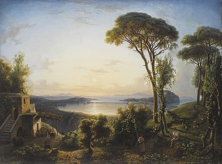 Gabriele Smargiassi (Vasto 1798 - 1882 Napoli)