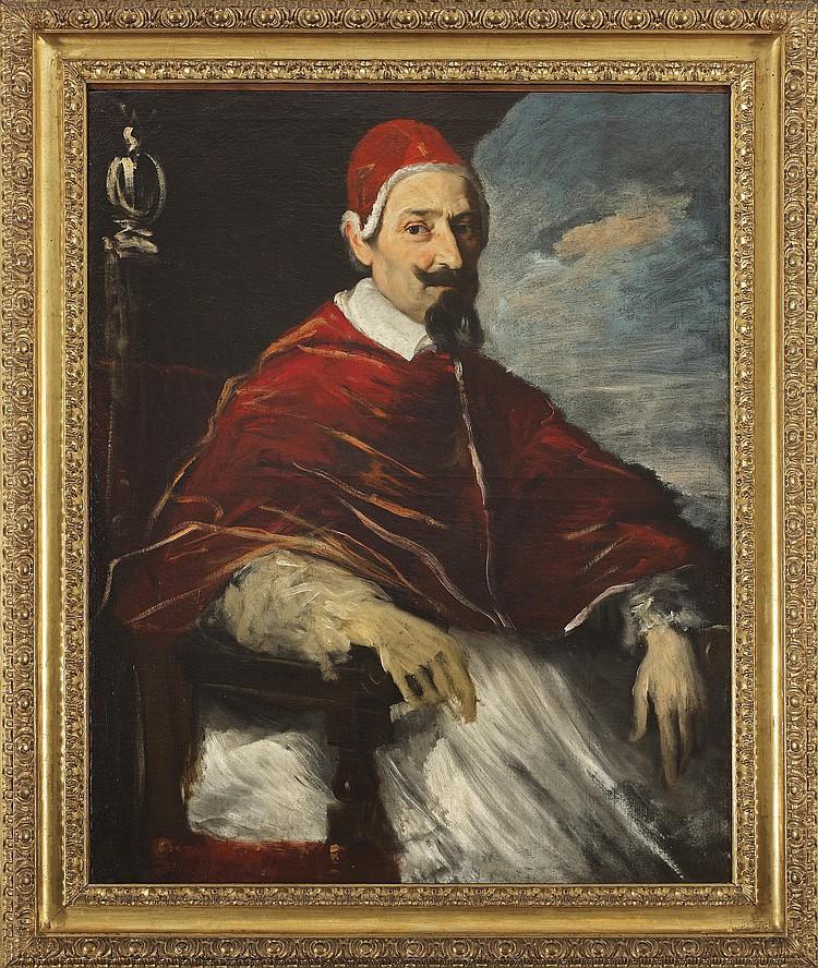 Pier Francesco Mola (Coldrerio 1612-1666 Roma)