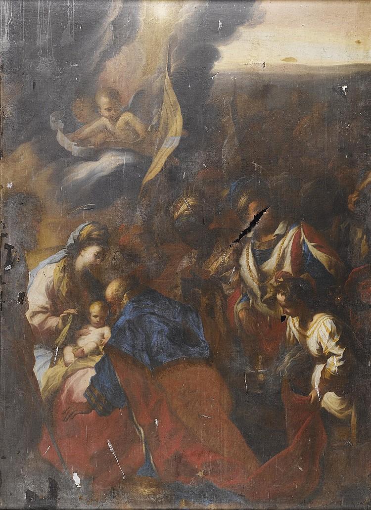 Alessandro Gherardini (Firenze 1655-1723 Livorno)
