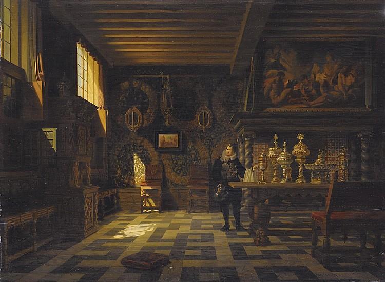 Heinrich Anton Heger (Hadersleben 1832-1888 Monaco)
