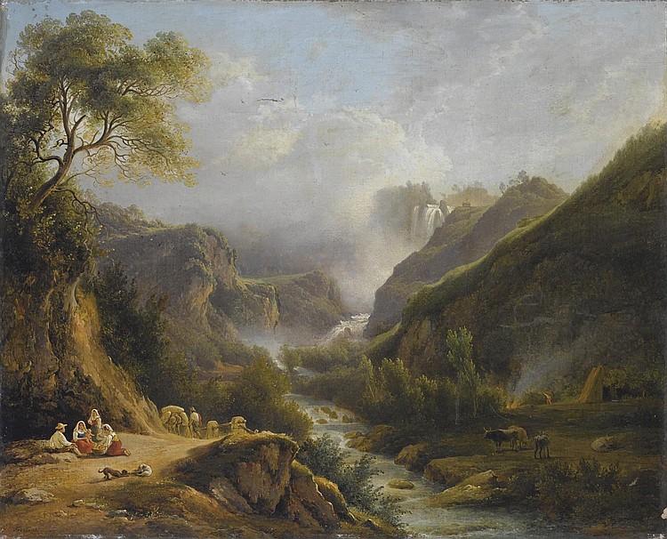 Abraham Teerlink (Olanda 1776-1857)