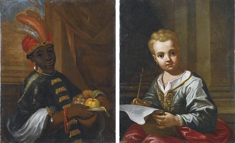Antonio Mercurio Amorosi (Comunanza 1660-1738 Roma)