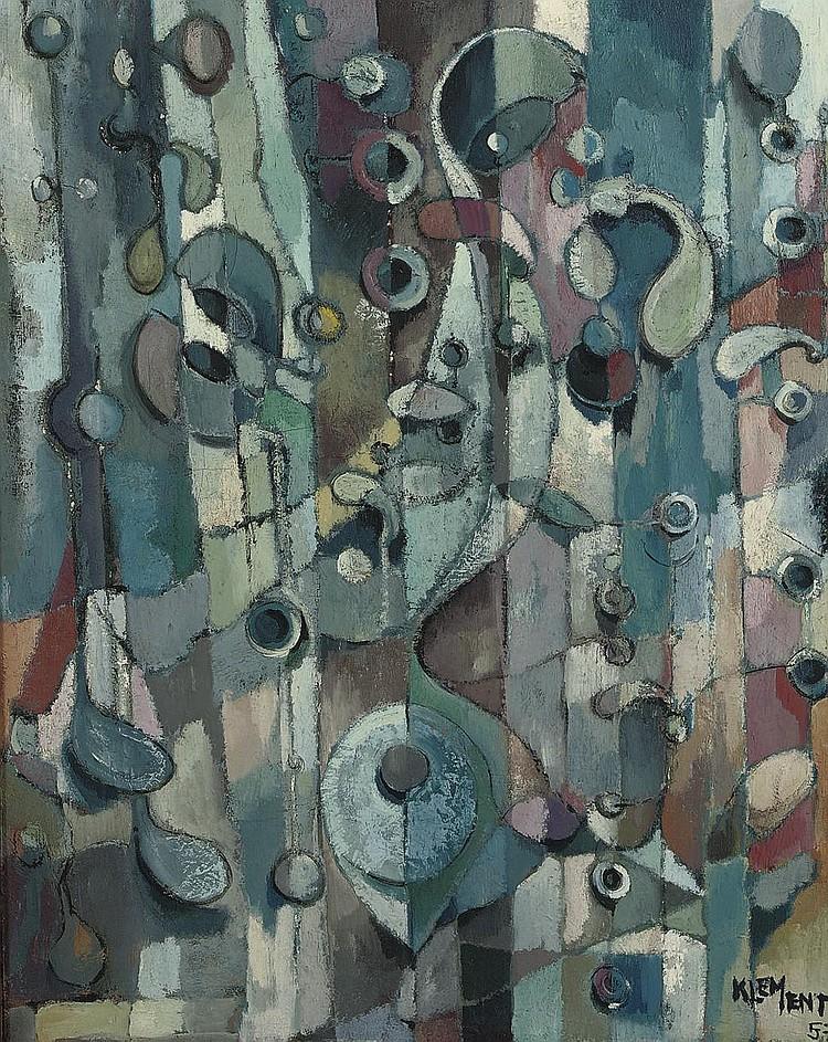 Fon Klement (DUTCH, 1930-2000)