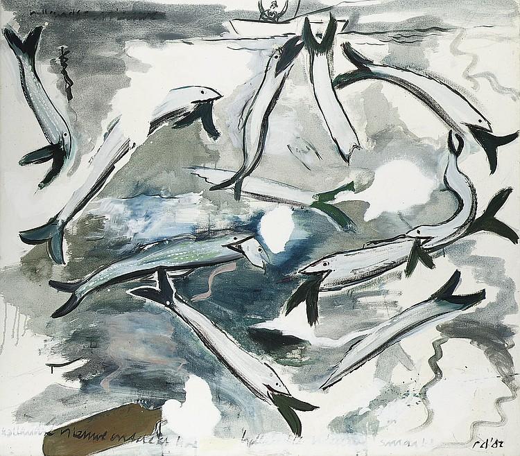René Daniels (DUTCH, B. 1950)