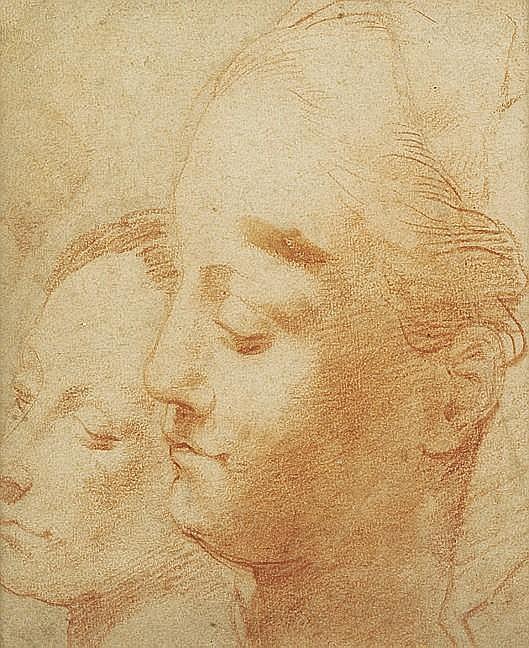 Attributed to Francesco Morandini, il  Poppi  (Poppi 1544-1597 Florence)