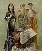 PEDRO PRUNA O'CERANS (1904-1977) , Pere Pruna O'Ceráns, Click for value