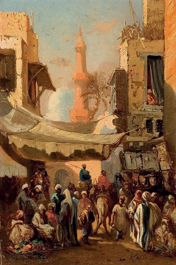 LOUIS AMABLE CRAPELET (1822-1867)