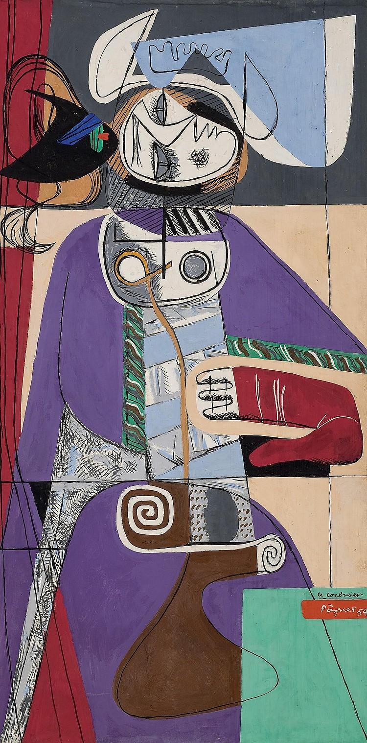 LE CORBUSIER (CHARLES-JEANNERET DIT, 1887-1965)