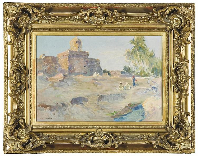 LOUIS JULES DUMOULIN (PARIS 1860 - 1924)