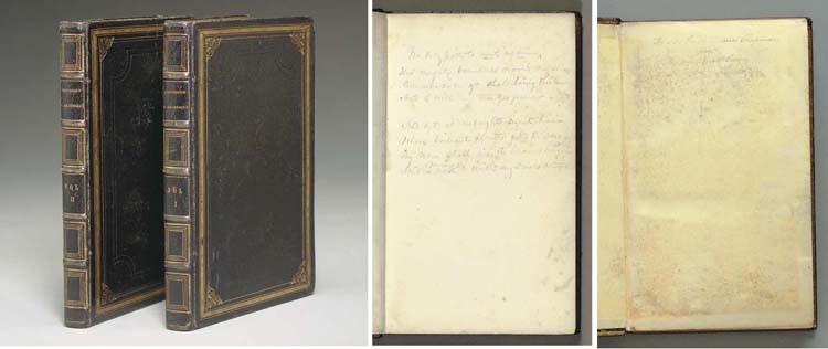 POE, Edgar Allan (1809-1849). <I>Tales of the Grotesque and Arabesque</I> Philadelphia: Lea and