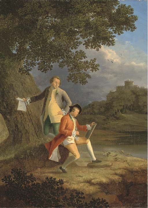 George Smith of Chichester (c.1714-1776) and John Smith of Chichester (c.1717-1764)