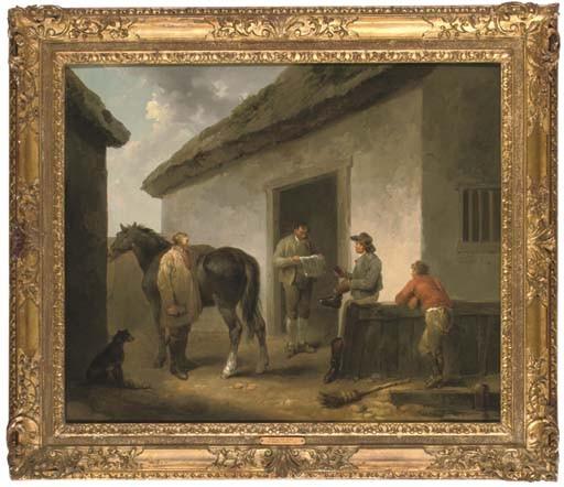 George Morland (1762/3-1804)