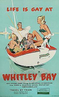 LIFE IS GAY AT WHITLEY BAY
