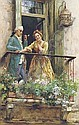 On the balcony, Stefano Novo, Click for value