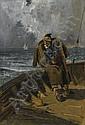 Lupo di Mare or Il Nocchiero, Mose Bianchi, Click for value