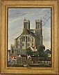 The Cathedral of Mantes , Jean (1900) Eve, Click for value