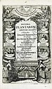 BAUHIN, Jean (1541-1613) and Jean-Henri CHERLER (ca. 1570 - ca. 1610).  Historia plantarum universalis.  Yverdon: [Typographia Caldoriana], 1650-51. , ? (1653) Jean, Click for value