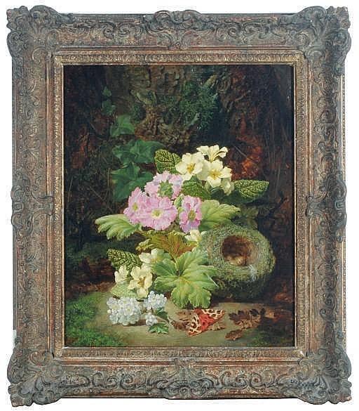 Thomas Worsey (BRITISH, 1829-1875)