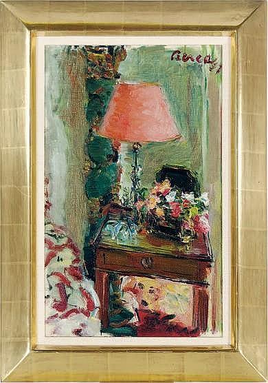 Dimitri Berea (ROMANIAN, 1908-1975)