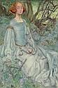 Eleanor Fortescue Brickdale, R.W.S. (1871-1945)